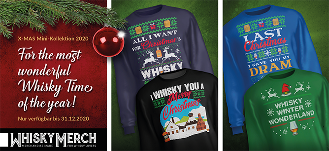 WhiskyMerch X-Mas 2020