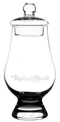 Stölzle Lausitz, Glencairn-Glas, Glasdeckel