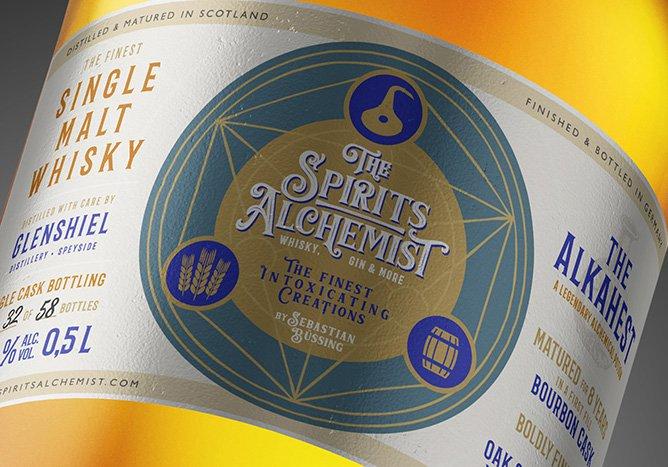 The Spirits Alchemist – The Alkahest