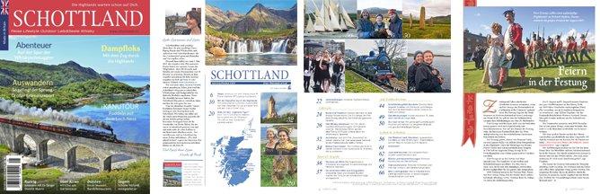 Schottland – Das Reisejournal, Ausgabe Nr. 5