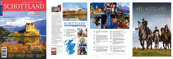 Schottland – Das Reisejournal, Ausgabe Nr. 06