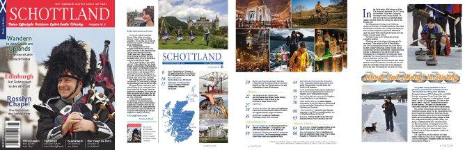 Schottland – Das Reisejournal, Ausgabe Nr. 8