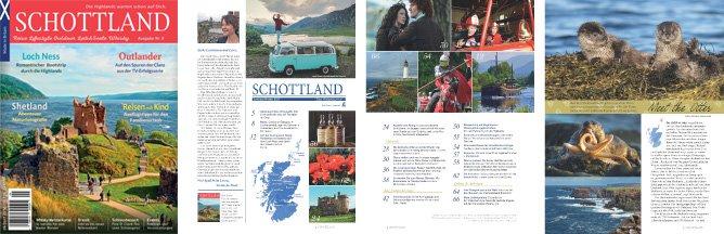 Schottland – Das Reisejournal, Ausgabe Nr. 9