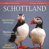 Schottland – Das Reisejournal, Ausgaben Nr. 01 bis 03 (Sammelband)