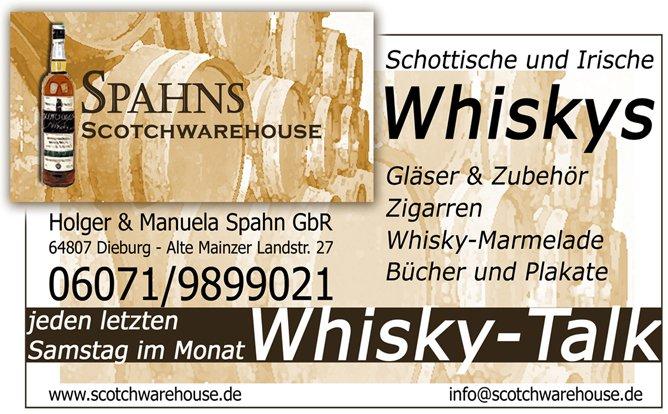 Spahns Scotchwarehouse